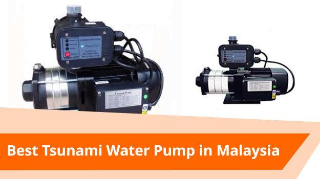 best tsunami water pump malaysia