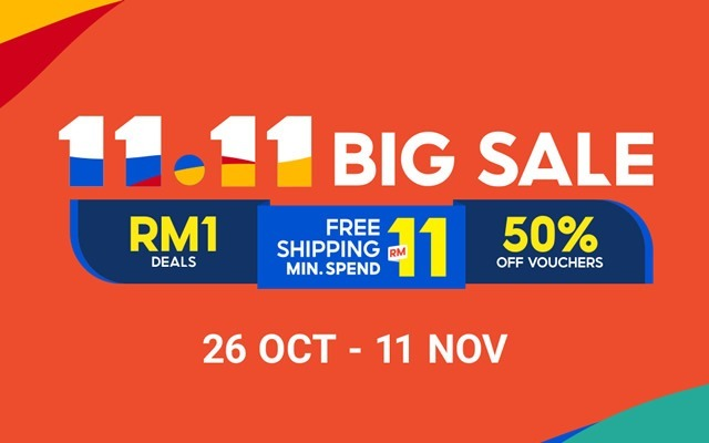 Shopee 11 11 Sale 2020 Malaysia 10 Credit Card Promo Code Voucher For You
