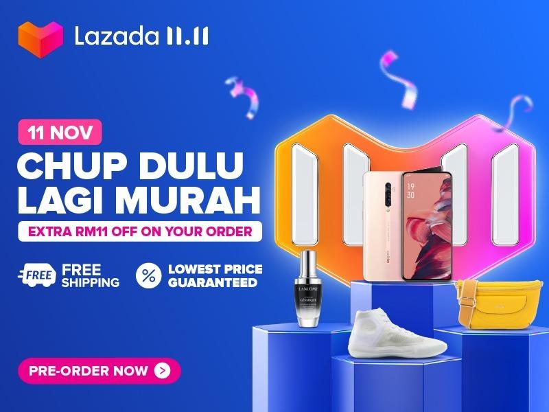 Lazada 11 11 Sale 2020 17 Huge Deals 19 Credit Card Promo Code